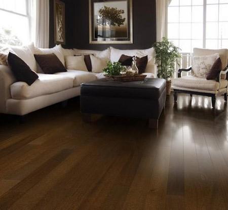 5 bước để vệ sinh sàn gỗ sạch bóng