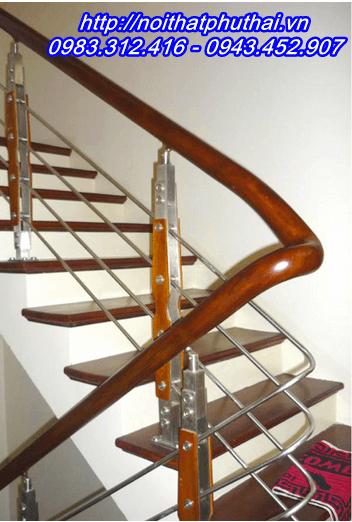 Cầu thang inox PT15