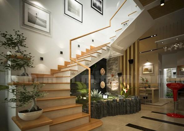 Thiết kế cầu thang an toàn và hợp phong thủy