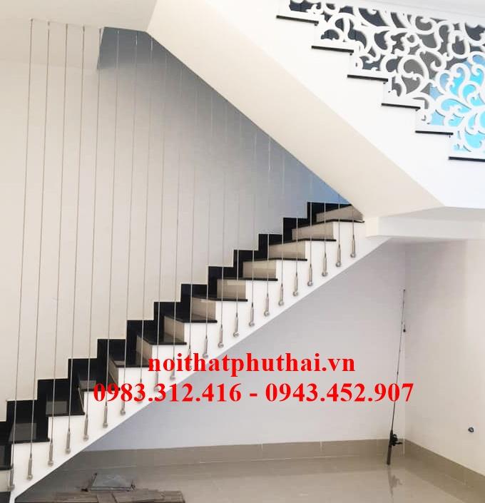 Cầu thang dây cáp PT2