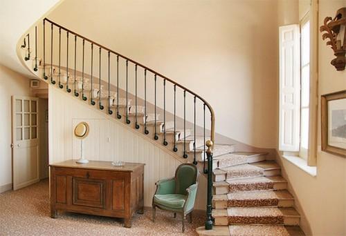 Nguyên tắc đặt cầu thang theo phong thủy