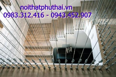 Cầu thang dây cáp PT15