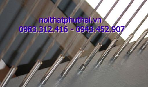 Cầu thang dây cáp PT16