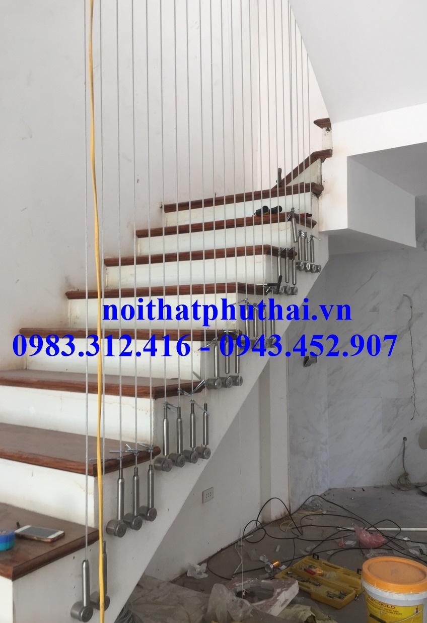 Cầu thang dây cáp PT13