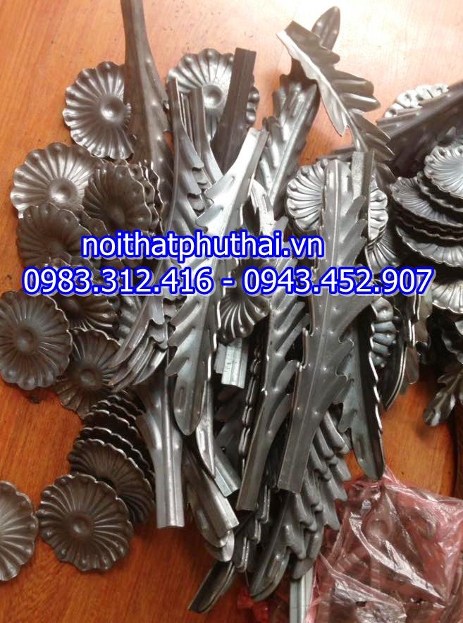 Hoa sắt mỹ thuật Hà Nội Vip17