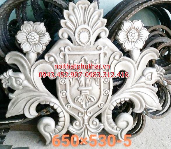 Catalogue hoa sắt nghệ thuật PT07